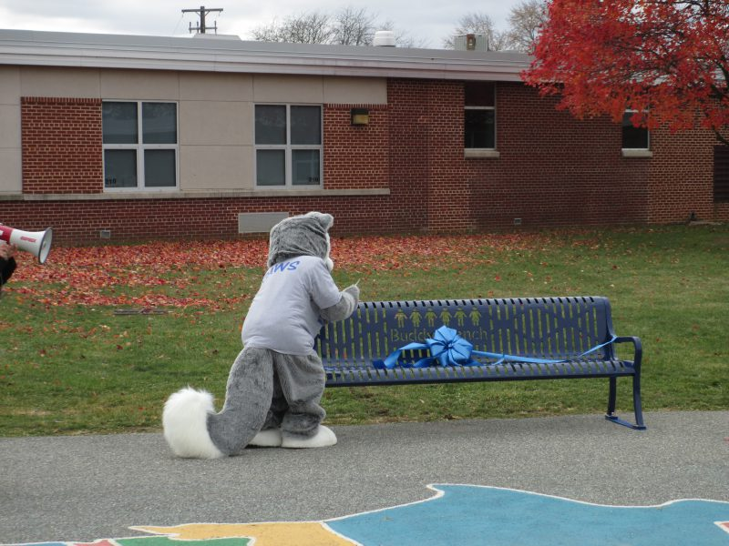 Buddy Bench 9