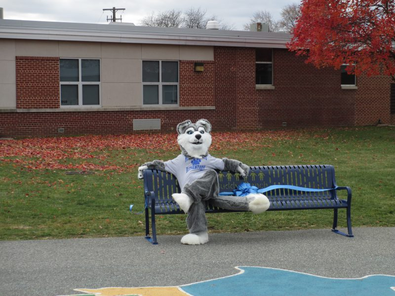 Buddy Bench 10